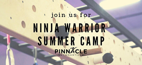 Ninja Warrior Camp for Kids 2019
