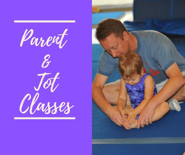 Parent Tot Gymnastics