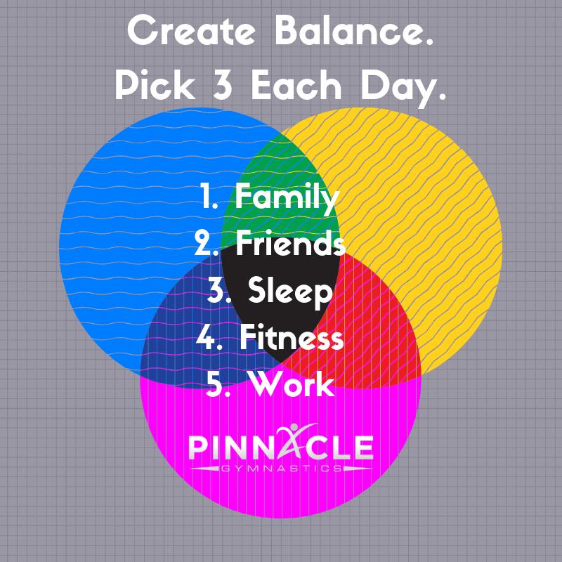 Pick 3 Each Day.