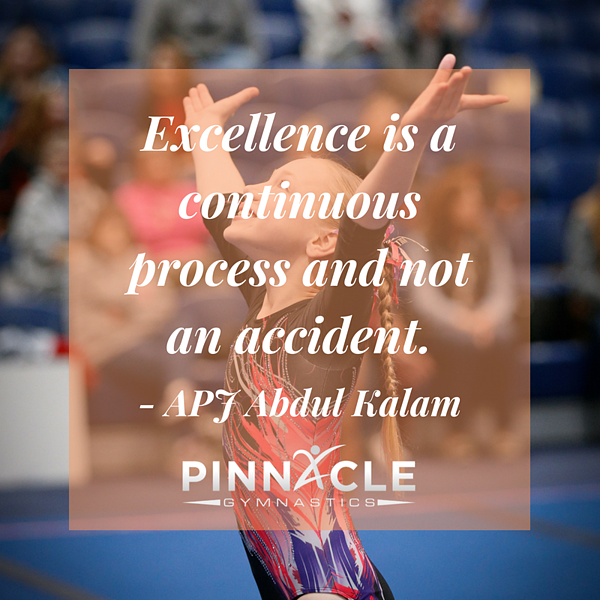 Quote - Excellence