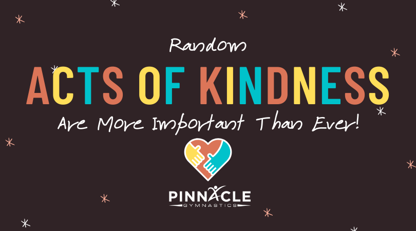 Random Acts of Kindness are More Important Than Ever