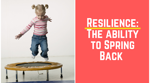 Resilience in gymnastics