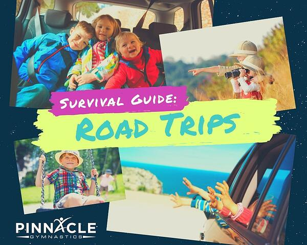 Road Trips survival tips