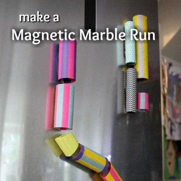 STEM Marble Run