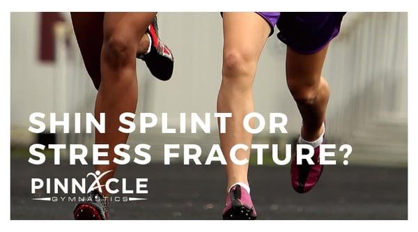 Shin Splint or Stress Fracture?