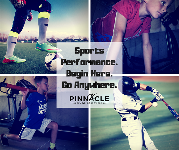 Sports Performance. Begin Here. Go Anywhere.