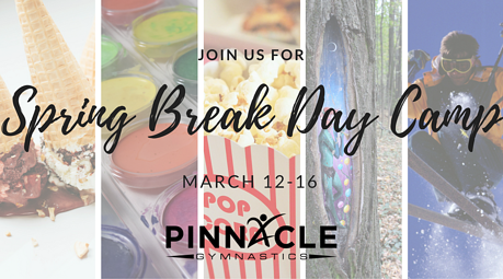 Spring Break Day Camps for Kids in Shawnee, Olathe, and Lenexa