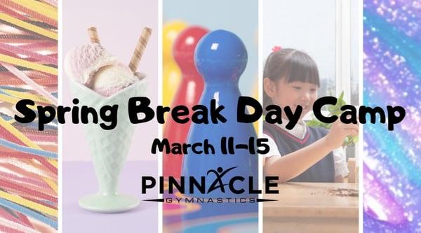 Spring Break Day Camp FB-2