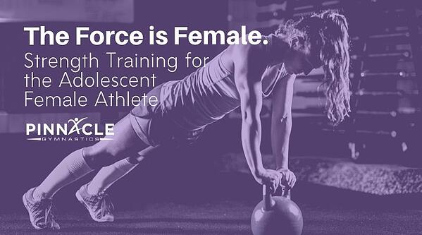 Strength training for the adolescent female athlete