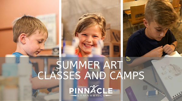 Summer Art Classes and Camps
