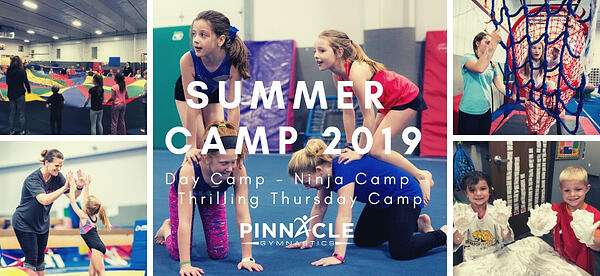 Thrilling Thursday Summer camp 2019