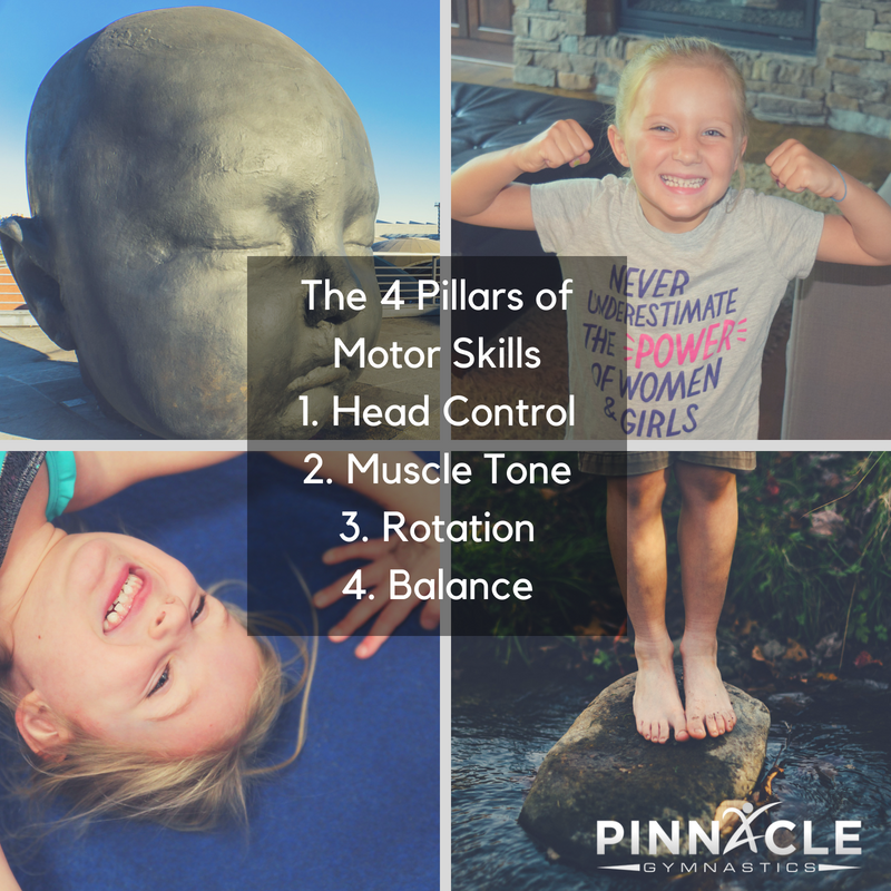 The 4 Pillars of Motor Skills