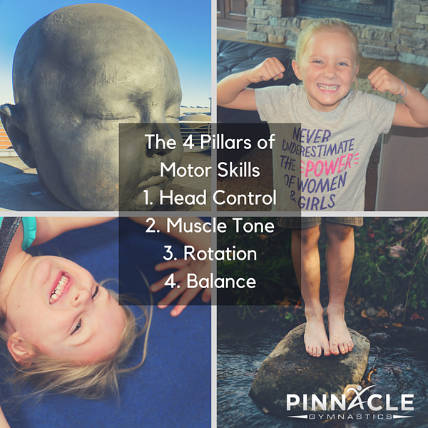 The 4 Pillars of Motor Skills