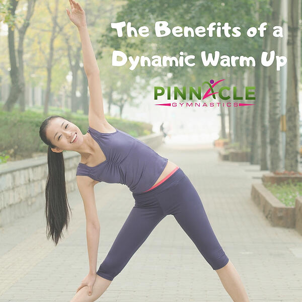 The Benefits of a Dynamic Warm Up