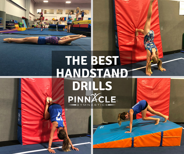 The Best Handstand Drills