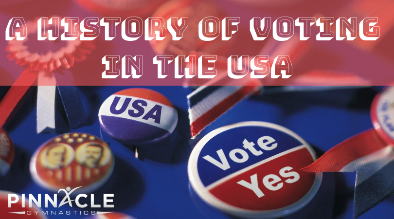 The History of Voting in the USA