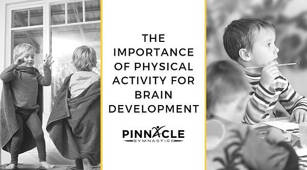 The Importance of physical activity for brain development