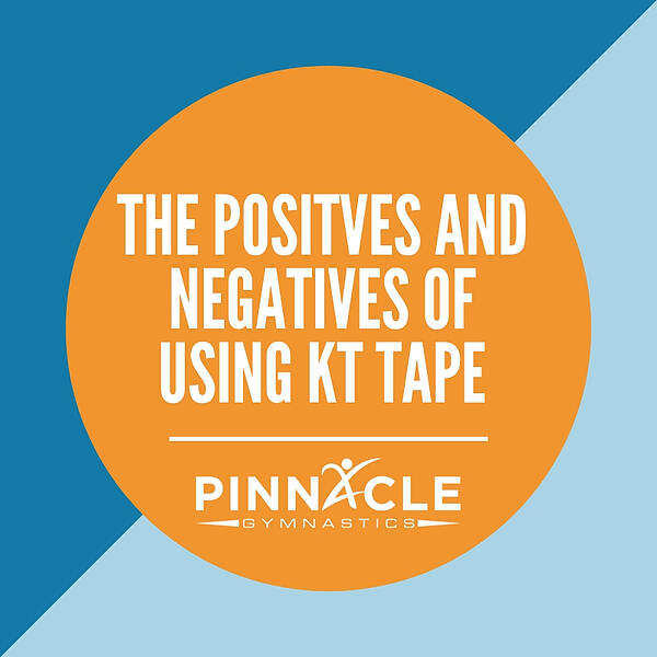 The positves and negatives of using KT Tape