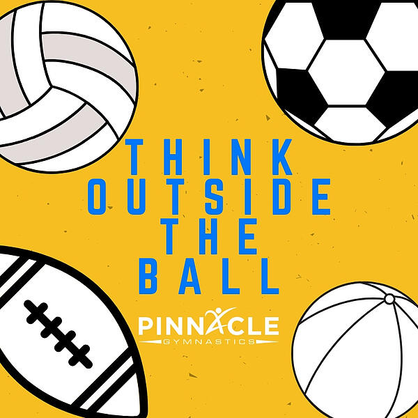 Think outside the ball