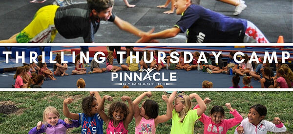 Thrilling Thursday Camp