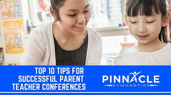 Top 10 Tips for Successful Parent Teacher Conferences