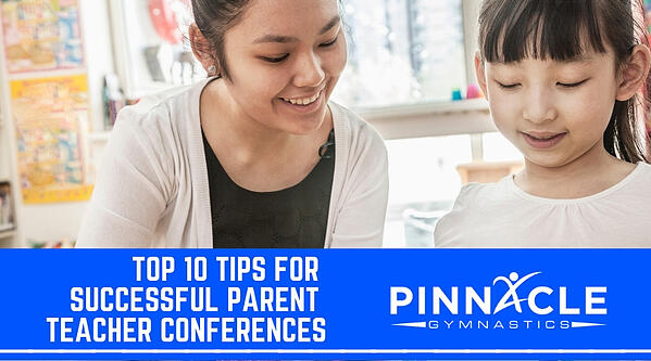 Tips For Successful Parent Teacher >> 10 Tips For A Successful Parent Teacher Conference
