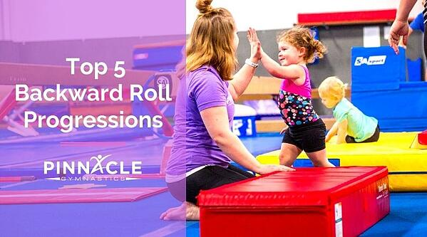 Top 5 Backward Roll Progressions
