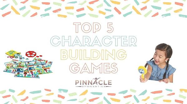 Top 5 Character Building Games