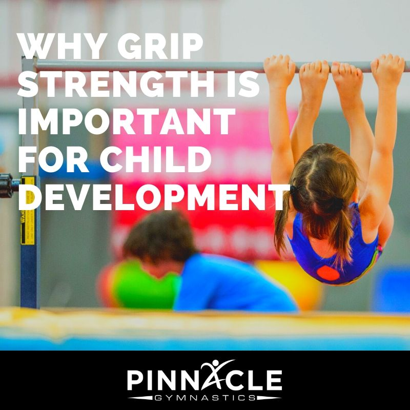 Why Grip Strength is Important for Child Developent
