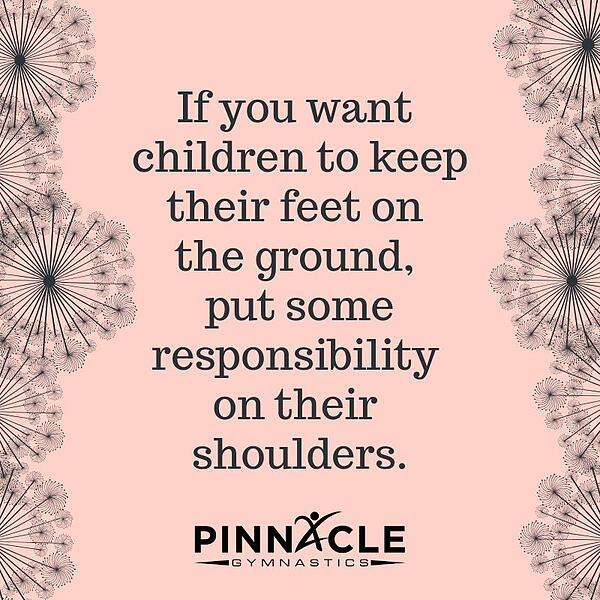 chores by age responsibility
