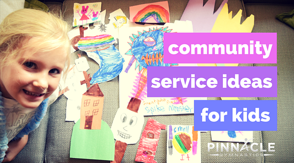 community service ideas for kids-2