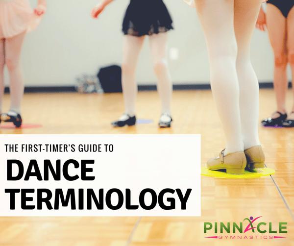 dance terminology