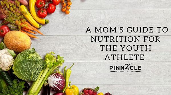 guide to nutrition for the youth athlete