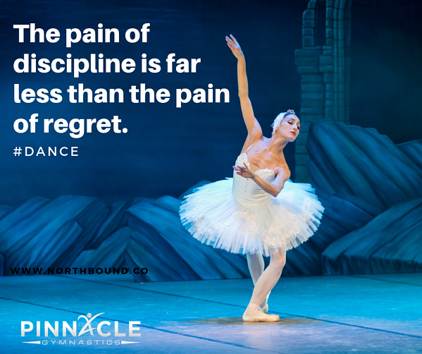 how dance teaches self control