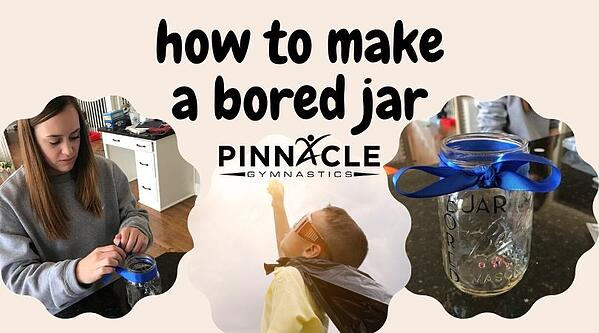 how to make a bored jar