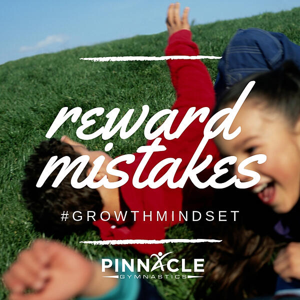 reward mistakes