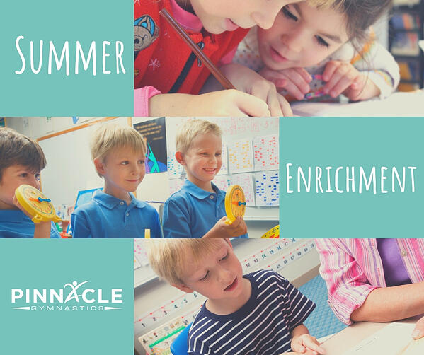 summer enrichment classes