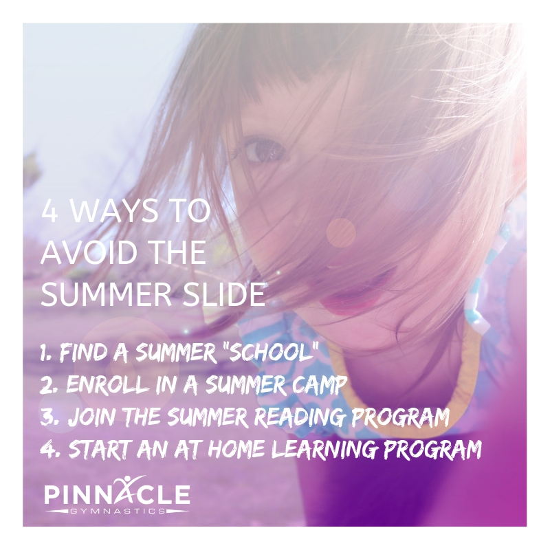 ways to avoid the summer slide