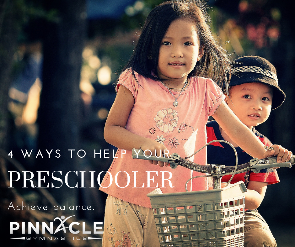 ways to teach your preschooler balance and moderation
