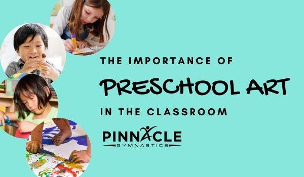 importance of preschool art